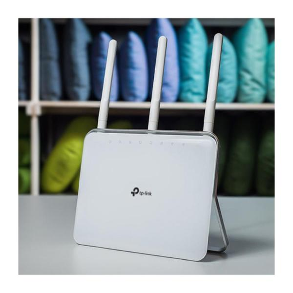 TP-Link AC1900 Smart Wireless Router - Beamforming Dual Band Gigabit WiFi Internet Routers for Home, High Speed, Long Range, Ideal for Gaming (Archer C9)-yallagoom.com.qa