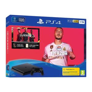 PS4 SLIM 1TB FIFA 20 BUNDLE - USA-yallagoom.com.qa