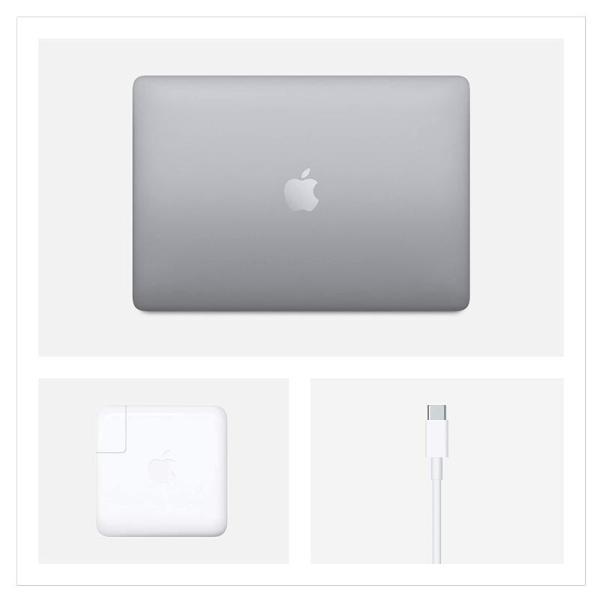 Mac Book Pro 2020 1.4GHZ TOUCHBAR 512GB SILVER-Yallagoom.com.qa