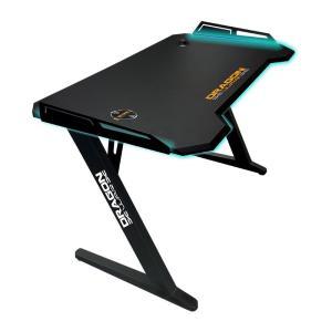 Dragon War Pro Gaming Desk RGB Light effect GT-006-V2 - www.yallagoom.com.qa