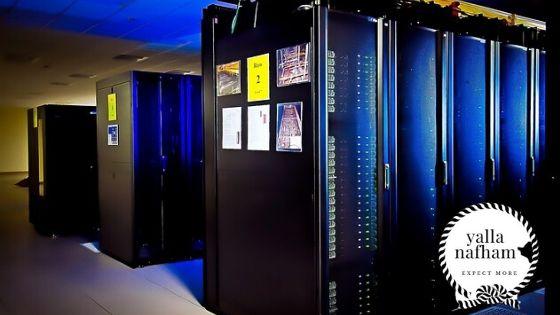 الحاسوب المركزي .