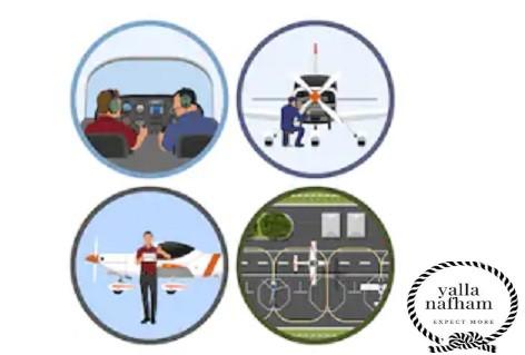 شروط دراسة الطيران المدني في مصر