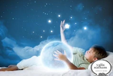تفسير حلم طفل صغير ولد