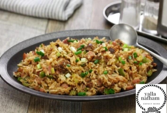 طريقة عمل الرز بالخلطة