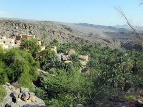 Misfat Al Arbreen, Oman, photo courtesy of Elite Tourism