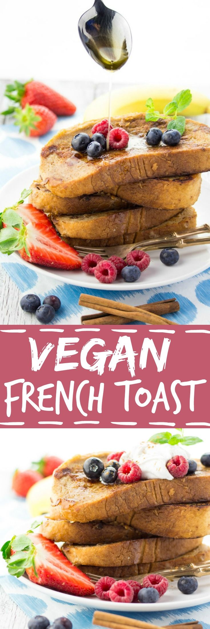 Check out french toast without milk and eggs its so easy