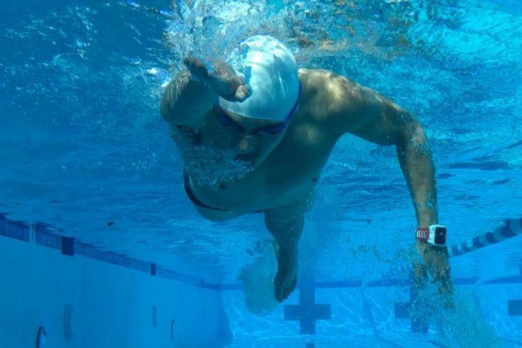 5 tips to get a stronger high elbow catch swim training