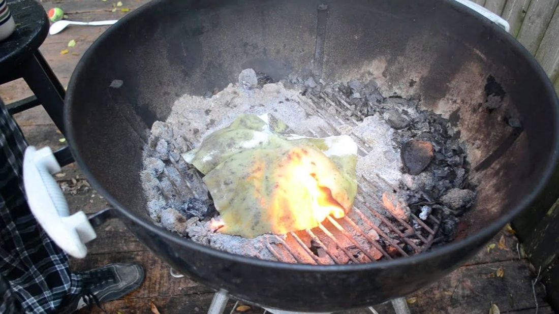 How to light charcoal without lighter fluid lighter