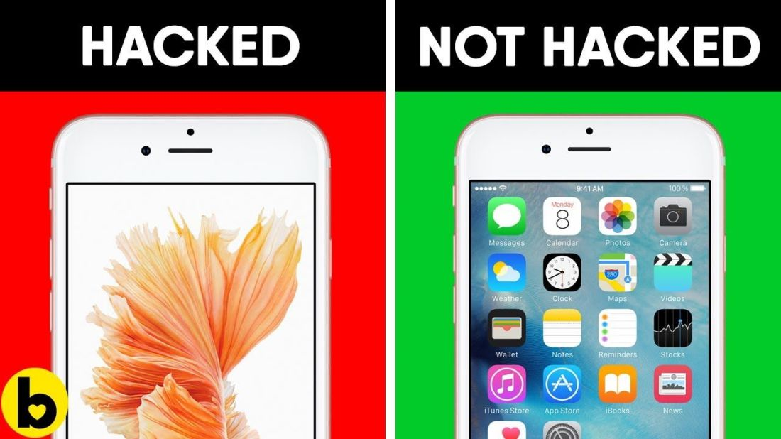 how to see if your phone is tapped iphone