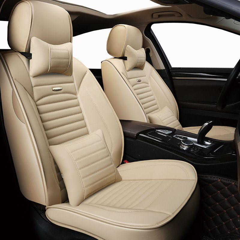 High quality pu leather auto seat cover for lexus ct es is