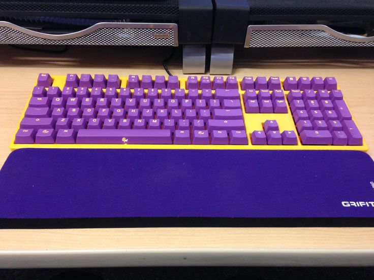 Ducky shine 3 yellow edition blues with purple ducky shine