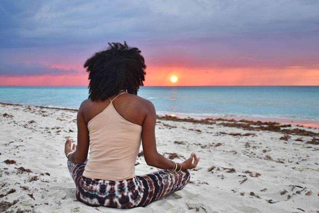 Meditation in Cuba 1
