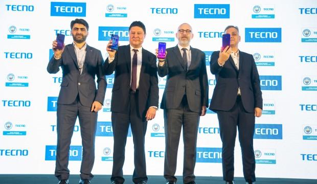 TECNO Mobile Türkiye! İşte CAMON 12 Air'in Türkiye fiyatı