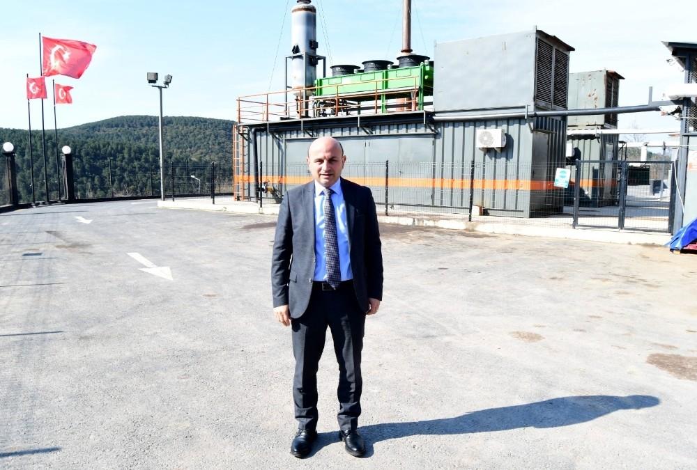 Katı atıktan 22 bin 348 megavat elektrik üretildi