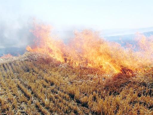Anız yangınlarına dikkat