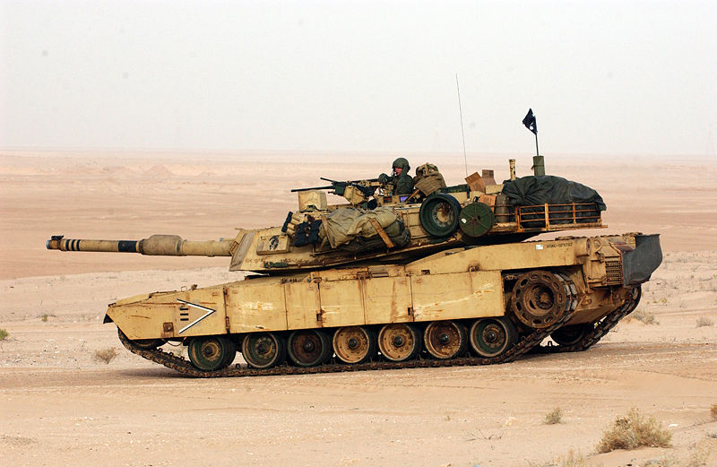 The current best main battle tank from the USA, Russia, and China (1/3)