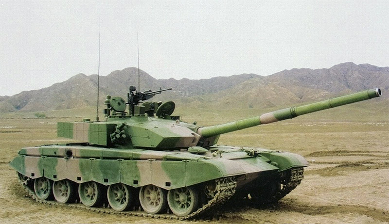 The current best main battle tank from the USA, Russia, and China (3/3)