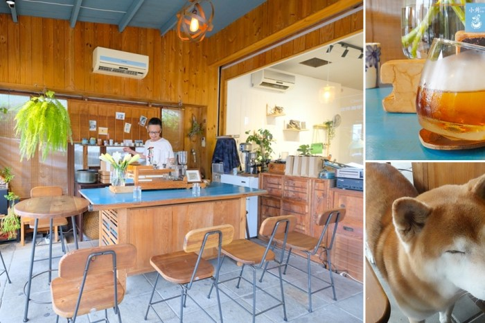 小角手捻咖啡︳台中IKEA附近評價4.9的咖啡廳,300元品數杯咖啡