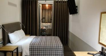 Hotel PaPa Whale 西門町設計旅店,美式工業風早餐火鍋吃到飽