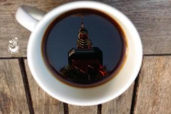 東京約會餐廳推薦︳TANGO-東京鐵塔最浪漫的咖啡廳,杯中自有東京鐵塔!