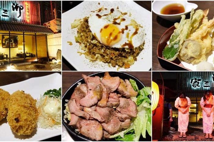 台中居酒屋︳御三家備長炭串料理-日本人都愛吃的道地日本料理店,大阪祭現正舉辦中