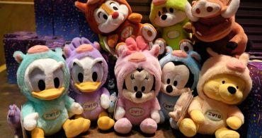 東京迪士尼限定︳2019新年限定公仔娃娃,豬年造型的米奇唐老鴨維尼等迪士尼人物,《獅子王》彭彭出頭天!