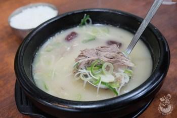 明洞美食︳神仙雪濃湯-首爾美食推薦神仙雪濃湯,24小時營業當早餐宵夜都很棒