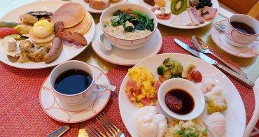 永利皇宮咖啡苑自助早餐︳早餐配永利皇宮湖景,金光閃耀氣派的晨之美