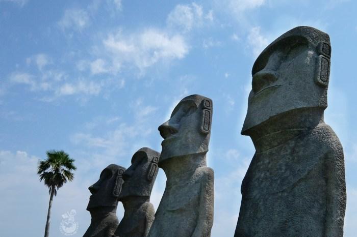 宮崎︳Sun Messe日南太陽花園:摩艾控必去的宮崎景點,復活節島長老唯一授權!