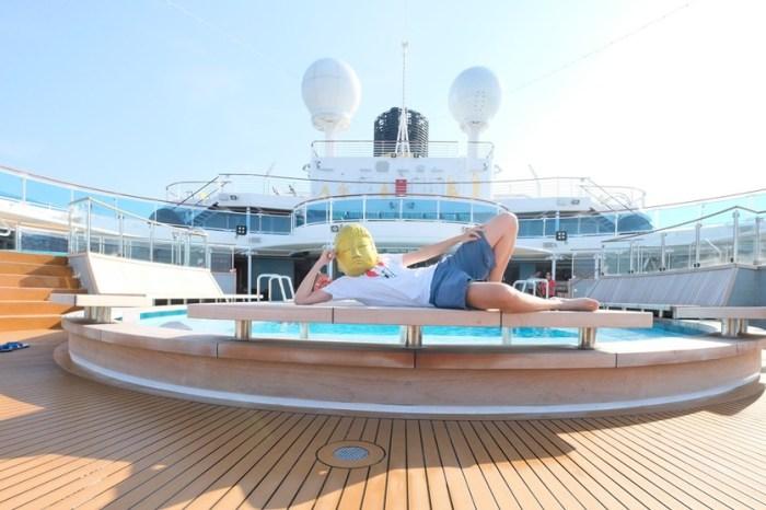 歌詩達郵輪威尼斯號陽台艙
