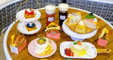 85度C DAY BY DAY:85度新品牌擄獲網美的甜點與環境,主推千層蛋糕、舒芙蕾和厚煎吐司(附菜單)