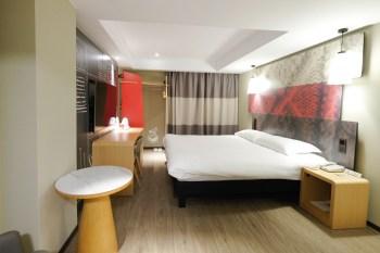宜必思台北建北酒店ibis hotel︳宜必思低調開幕了!平價台北住宿近行天宮捷運站