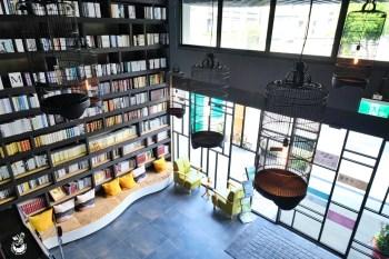 彩色曼陀羅咖啡︳兩層樓高的書牆!環境適合辦公看書,咖啡只是輔助(有插座)