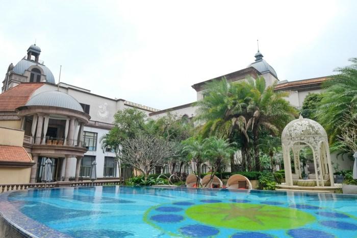 台北文華東方酒店︱名不虛傳的奢華台北飯店,唯一得到米其林飯店推薦最高榮譽