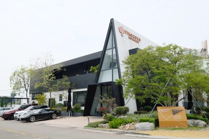 皮諾可可PINOCOCO ︳星野集團旗下高質感台中義式餐廳,約會聚餐都推薦