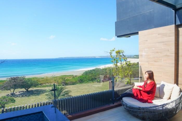 墾丁海堤112旅店︳墾丁大街海景民宿,近沙灘、CP值高含早餐