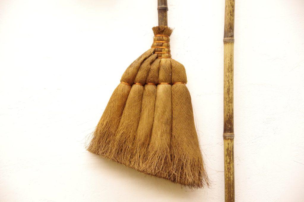 棕櫚箒短柄 高砂