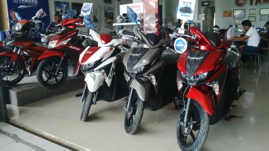 All New SOUL GT 125 Bluecore