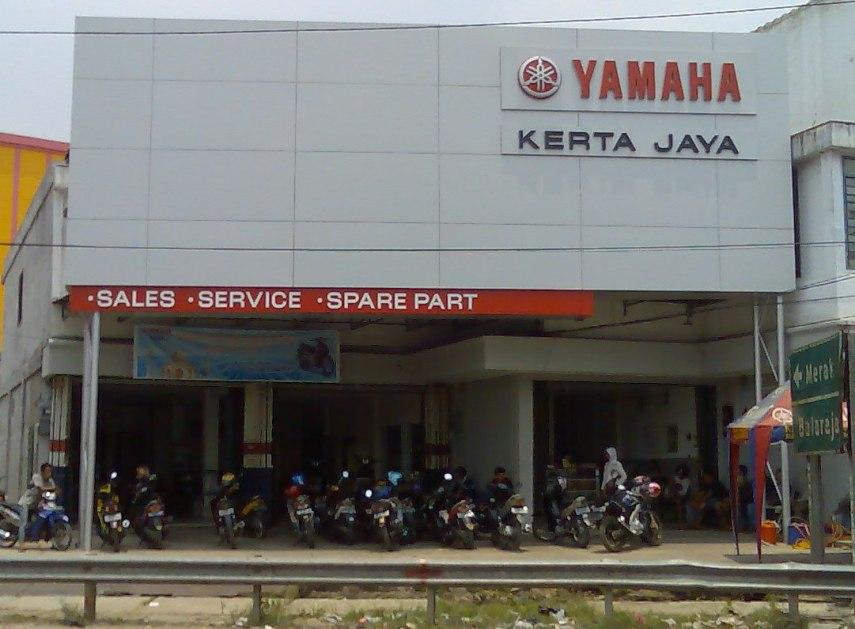 Yamaha Kerta Jaya Dealer Resmi Yamaha Tangerang