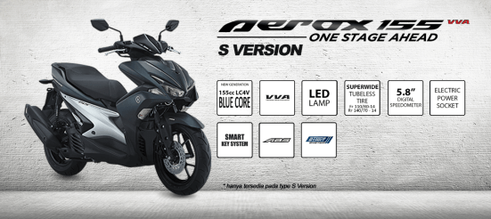 aerox-155-s-version-features