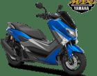 yamaha nmax 2018 biru