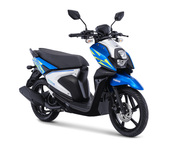 X-Ride Biru
