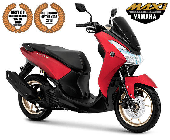 Lexi S Merah 2019 (Keyless)