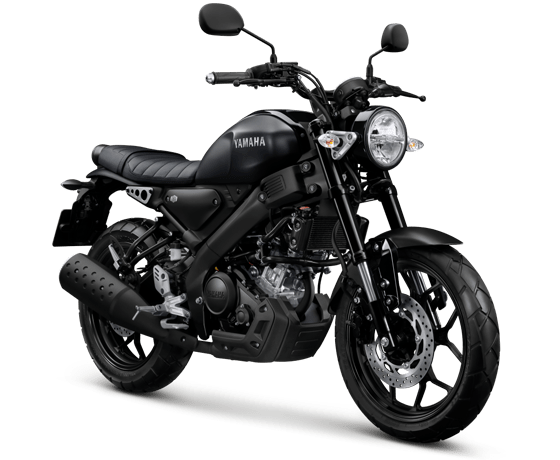 XSR 155 Black