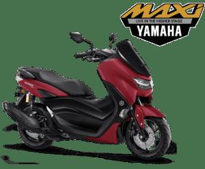 All New Nmax Merah