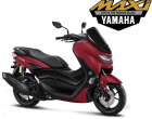 all new nmax red