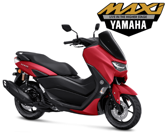 All New Nmax C Red
