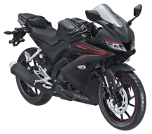 Kredit Motor Yamaha All New R15 Hitam
