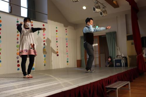 〇フーミンさんの踊って歌おう!〇【愛隣幼児学園】