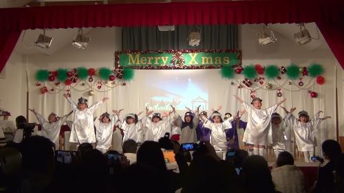 〇クリスマス祝会〇【愛隣幼児学園】